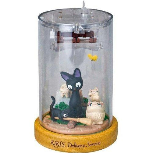 Studio Ghibli Music Box-Toy - www.Gifteee.com - Cool Gifts \ Unique Gifts - The Best Gifts for Men, Women and Kids of All Ages