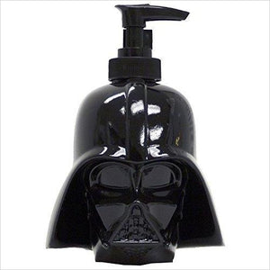 Star Wars Soap Pump-Home - www.Gifteee.com - Cool Gifts \ Unique Gifts - The Best Gifts for Men, Women and Kids of All Ages