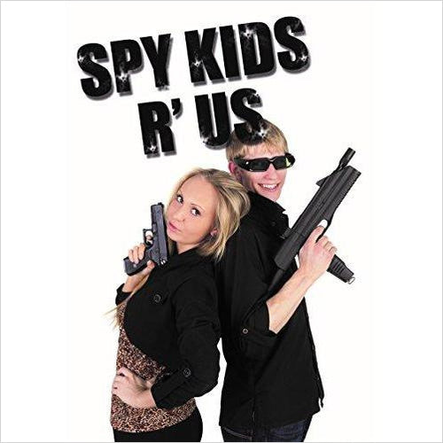 Spy kids R'Us - Children's mystery party kit-Toy - www.Gifteee.com - Cool Gifts \ Unique Gifts - The Best Gifts for Men, Women and Kids of All Ages