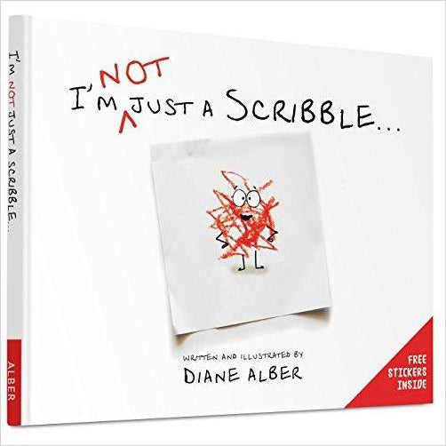 I'm NOT just a Scribble... - Gifteee. Find cool & unique gifts for men, women and kids