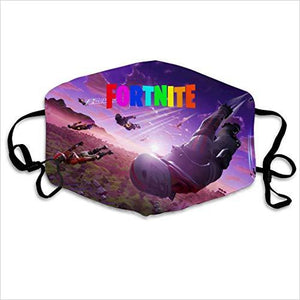 Fortnite Face Mask - Find Fortnite Battle Royale and Fortnite Chapter 2 Gifts for Fortnite Fans, and Epic games official gifts at Gifteee Unique Gifts, Cool gifts for kids and gamers