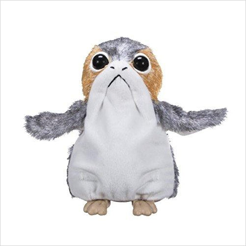 Star Wars: The Last Jedi Porg Electronic Plush-Toy - www.Gifteee.com - Cool Gifts \ Unique Gifts - The Best Gifts for Men, Women and Kids of All Ages