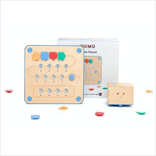 Cubetto Playset - Coding Toy-Toy - www.Gifteee.com - Cool Gifts \ Unique Gifts - The Best Gifts for Men, Women and Kids of All Ages