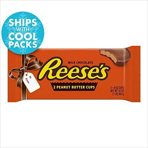 REESE'S Peanut Butter Cups, 1 Pound-Grocery - www.Gifteee.com - Cool Gifts \ Unique Gifts - The Best Gifts for Men, Women and Kids of All Ages