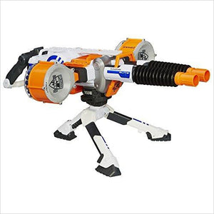 Nerf N-Strike Elite Rhino-Fire Blaster - Find unique gifts for boys age 5-11 year old, gifts for your son, gifts for your kids birthday or Christmas, gifts for you children classmates and friends at Gifteee Unique Gifts, Cool gifts for boys