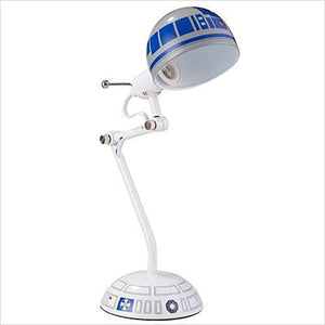 Disney Star Wars Desk Lamp-Toy - www.Gifteee.com - Cool Gifts \ Unique Gifts - The Best Gifts for Men, Women and Kids of All Ages