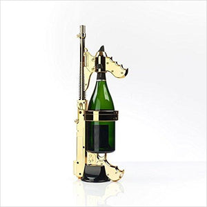 Champagne gun-Kitchen - www.Gifteee.com - Cool Gifts \ Unique Gifts - The Best Gifts for Men, Women and Kids of All Ages