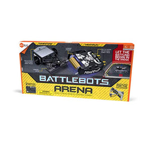 HEXBUG BattleBots Arena (Minotaur & Tombstone)-Toy - www.Gifteee.com - Cool Gifts \ Unique Gifts - The Best Gifts for Men, Women and Kids of All Ages
