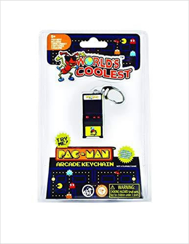 World's Smallest Light & Sound Arcade Keychain - Gifteee. Find cool & unique gifts for men, women and kids