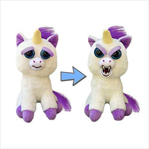 Feisty Pets: Glenda Glitterpoop the Unicorn-Toy - www.Gifteee.com - Cool Gifts \ Unique Gifts - The Best Gifts for Men, Women and Kids of All Ages