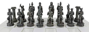 Greek Mythology Chess Set