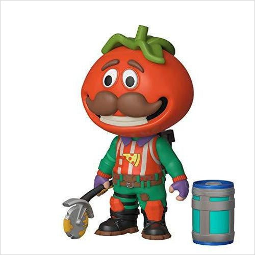 Funko 5 Star: Fortnite - Tomatohead-Toy - www.Gifteee.com - Cool Gifts \ Unique Gifts - The Best Gifts for Men, Women and Kids of All Ages