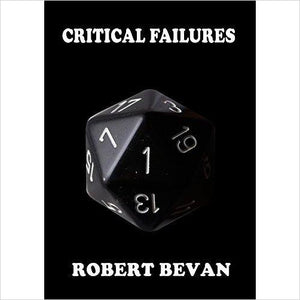 Critical Failures (Caverns and Creatures Book 1) - Gifteee. Find cool & unique gifts for men, women and kids