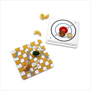 Bar Games Beer Mats / Coasters-Kitchen - www.Gifteee.com - Cool Gifts \ Unique Gifts - The Best Gifts for Men, Women and Kids of All Ages