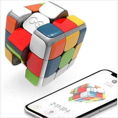 GoCube The Connected, Smart Rubik's Puzzle Cube - Gifteee. Find cool & unique gifts for men, women and kids