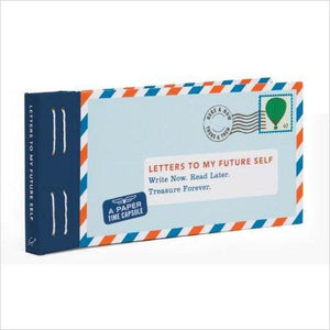 Letters to My Future Self: Write Now. Read Later. Treasure Forever. - Find unique love and romance gifts, special gifts for Valentine's day, beautiful gifts for your girl friend to spread love into the air at Gifteee Cool gifts, Unique Gifts for Valentine's day