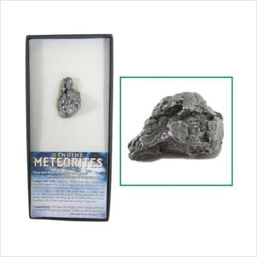 Genuine Meteorites Approx 4,200 Years Old-Toy - www.Gifteee.com - Cool Gifts \ Unique Gifts - The Best Gifts for Men, Women and Kids of All Ages