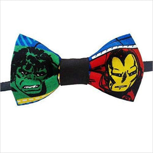 Avengers Infinity War Bow Tie-Guild Product - www.Gifteee.com - Cool Gifts \ Unique Gifts - The Best Gifts for Men, Women and Kids of All Ages