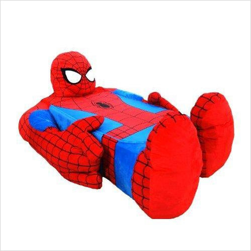 Incredibeds Spider-Man Bed Cover, Twin-Home - www.Gifteee.com - Cool Gifts \ Unique Gifts - The Best Gifts for Men, Women and Kids of All Ages