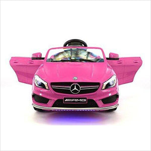 Licensed Mercedes Ride-On Car-Toy - www.Gifteee.com - Cool Gifts \ Unique Gifts - The Best Gifts for Men, Women and Kids of All Ages