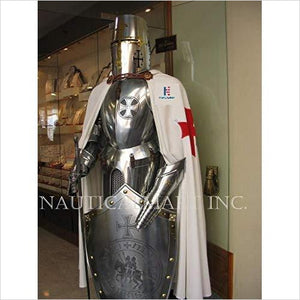 Medieval Wearable Knight Full Body Armour Suit-Apparel - www.Gifteee.com - Cool Gifts \ Unique Gifts - The Best Gifts for Men, Women and Kids of All Ages