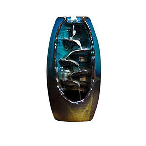 Vase Waterfall Backflow Incense Burner-Home - www.Gifteee.com - Cool Gifts \ Unique Gifts - The Best Gifts for Men, Women and Kids of All Ages