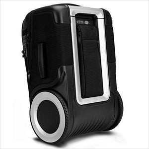 G-RO International Smart Carry-On Luggage - Find the newest innovations, cool gadgets to use at home, at the office or when traveling. amazing tech gadgets and cool geek gadgets at Gifteee Cool gifts, Unique Tech Gadgets and innovations