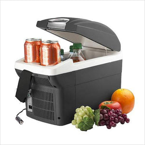 Portable Electric Cooler/Warmer for Car-cooler - www.Gifteee.com - Cool Gifts \ Unique Gifts - The Best Gifts for Men, Women and Kids of All Ages
