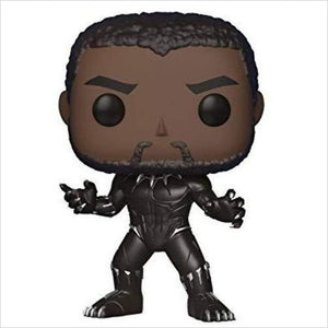 Marvel: Black Panther - Funko POP!-Toy - www.Gifteee.com - Cool Gifts \ Unique Gifts - The Best Gifts for Men, Women and Kids of All Ages