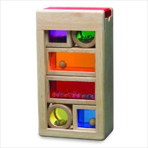 Wonderworld Rainbow Sound Blocks - Gifteee. Find cool & unique gifts for men, women and kids