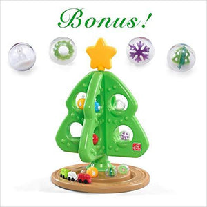 My First Christmas Tree - Find unique gifts for a newborn baby and cool gifts for toddlers ages 0-4 year old, gifts for your kids birthday or Christmas, special baby shower gifts and age reveal gifts at Gifteee Unique Gifts, Cool gifts for babies and toddlers