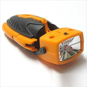 Transforming Flashlight-Home Improvement - www.Gifteee.com - Cool Gifts \ Unique Gifts - The Best Gifts for Men, Women and Kids of All Ages