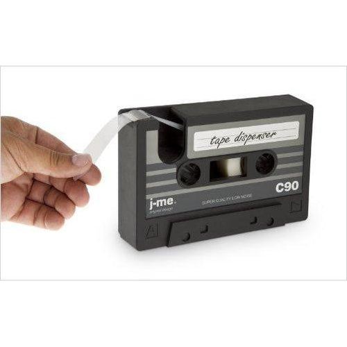 Cassette tape dispenser - Find unique decor gifts for the office and workplace, get cool gadgets for your office desk and cubicle at Gifteee Cool gifts, Unique decor Gifts for the office and workplace