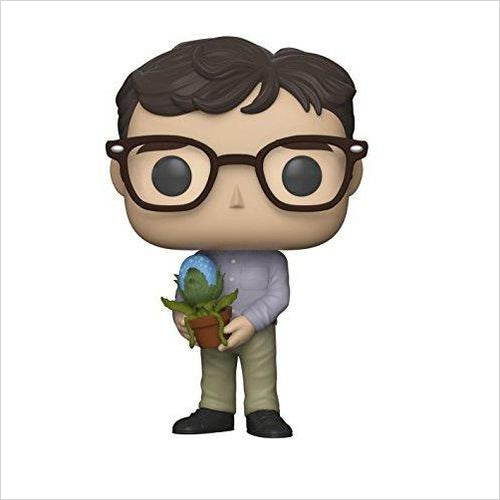 Funko Pop Movies: Little Shop of Horrors - Seymour with Audrey Ii Collectible Figure - Gifteee. Find cool & unique gifts for men, women and kids
