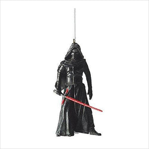 Star Wars Episode VII Kylo Ren Ornament-Home - www.Gifteee.com - Cool Gifts \ Unique Gifts - The Best Gifts for Men, Women and Kids of All Ages