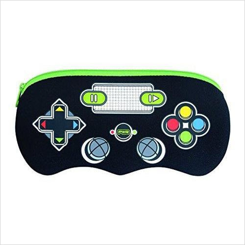 Gaming Controller Pencil Case - Find unique gifts for gamers Xbox, Play Stations, PS, PSP, Nintendo switch and more at Gifteee Unique Gifts, Cool gifts for gamers