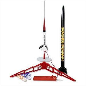 Estes Tandem-X Flying Model Rocket Launch Set-Hobby - www.Gifteee.com - Cool Gifts \ Unique Gifts - The Best Gifts for Men, Women and Kids of All Ages
