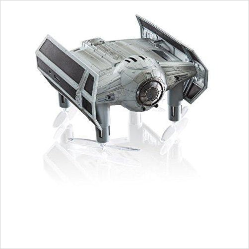 Star Wars Quadcopter: Tie Fighter Collectors Edition Box - Gifteee. Find cool & unique gifts for men, women and kids