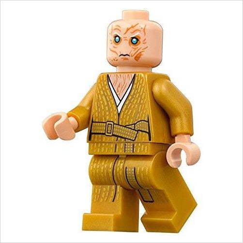 LEGO Star Wars Last Jedi Minifigure - Supreme Leader Snoke (75190)-Toy - www.Gifteee.com - Cool Gifts \ Unique Gifts - The Best Gifts for Men, Women and Kids of All Ages
