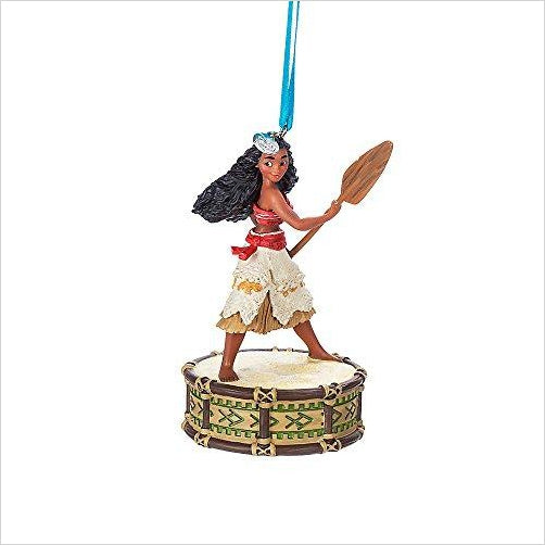 Disney Moana Singing Sketchbook Ornament-Home - www.Gifteee.com - Cool Gifts \ Unique Gifts - The Best Gifts for Men, Women and Kids of All Ages