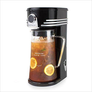 Iced Coffee and Tea Brewing System-Kitchen - www.Gifteee.com - Cool Gifts \ Unique Gifts - The Best Gifts for Men, Women and Kids of All Ages
