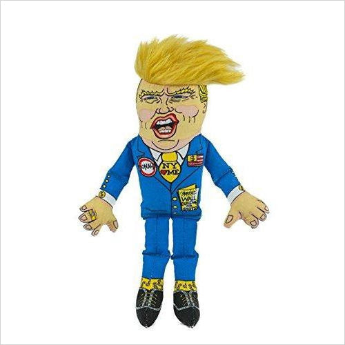 Donald Trump Presidential Parody Cat Toy-Pet Products - www.Gifteee.com - Cool Gifts \ Unique Gifts - The Best Gifts for Men, Women and Kids of All Ages