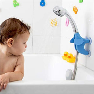 'Trunky Dory' Elephant Shower Head Holder-Home Improvement - www.Gifteee.com - Cool Gifts \ Unique Gifts - The Best Gifts for Men, Women and Kids of All Ages