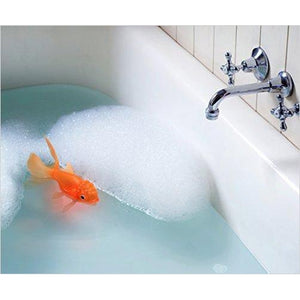 Light-Up Bath Goldfish-Toy - www.Gifteee.com - Cool Gifts \ Unique Gifts - The Best Gifts for Men, Women and Kids of All Ages