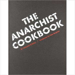 The Anarchist Cookbook - Gifteee - Unique Gift Ideas for Adults & Kids of all ages. The Best Birthday Gifts & Christmas Gifts.