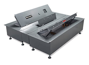 Bed Bunker (CA King, Standard Doors with Center Safe)-Sports - www.Gifteee.com - Cool Gifts \ Unique Gifts - The Best Gifts for Men, Women and Kids of All Ages