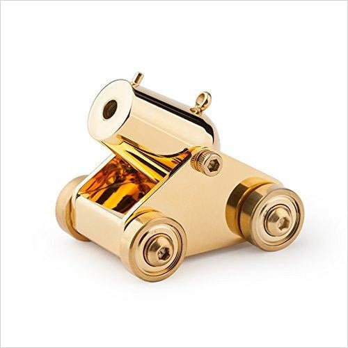 Mini Cannon - Gifteee. Find cool & unique gifts for men, women and kids