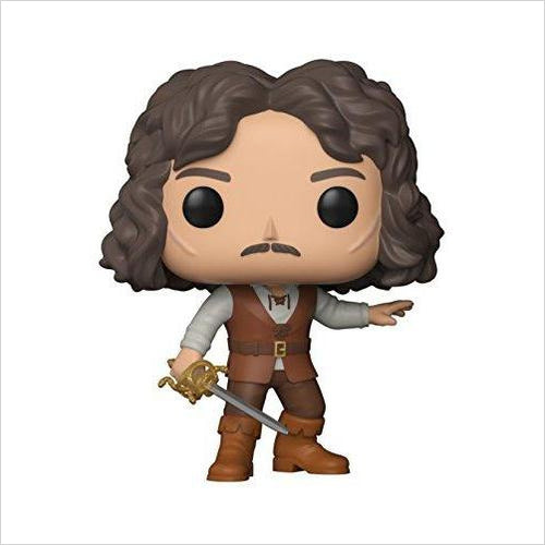 Funko POP! Movies: The Princess Bride - Inigo Montoya-Toy - www.Gifteee.com - Cool Gifts \ Unique Gifts - The Best Gifts for Men, Women and Kids of All Ages