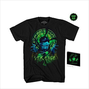 Marvel Doctor Strange Glow in the Dark T-shirt-Apparel - www.Gifteee.com - Cool Gifts \ Unique Gifts - The Best Gifts for Men, Women and Kids of All Ages