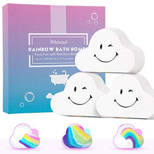 Load image into Gallery viewer, Rainbow Bath Bombs